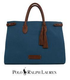 Polo Ralph Lauren.. classically http://www.deifashionstore.com/women/bags/polo-ralph-lauren-handbag-1.html