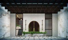 emil humbert et christophe poyet architectes / villa r, hk