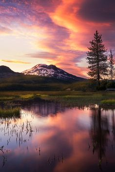 Sparks Lake (Oregon) by İlhan Eroglu on 500px