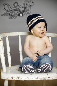 Cute baby boy pic.