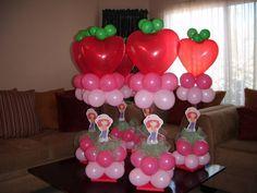 strawberry shortcake balloon sculpture - Bing Imágenes