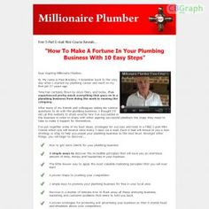 How To Make A Fortune From Your Plumbing Business In 10 Easy Steps See more! : http://get-now.natantoday.com/lp.php?target=nibbs123