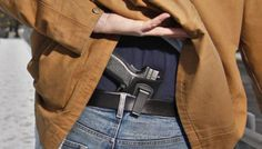 Murder Rate Drops As Concealed Carry Permits Rise, Study Claims