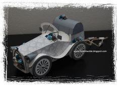 papirdesign-blogg: Bryllupsbil