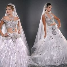 Middle Eastern Wedding Dresses