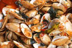 Essen in Bangkok - leckere Meeresfrüchte