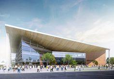 University of California, Riverside C-Center Riverside, CA, USA by NBBJ