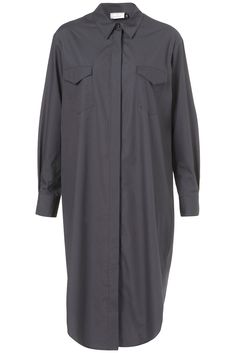 Cotton shirt dress by J.W. Anderson for Topshop