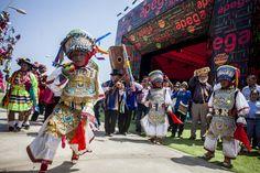 Pura Aventura Blog » Peru's mystical Scissor Dance