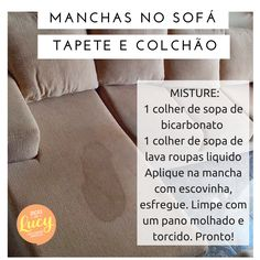 Tરʊqʊɛʂ Є ƊỈƇɑʂ. Essa misturinha é muito boa e remove vários tipos de mancha. Bath For Yeast Infection, Diy Cleaning Products, Cleaning Hacks, Baking Soda Bath, Clean Washer, Flylady, Personal Organizer, Little Bit, Hygiene