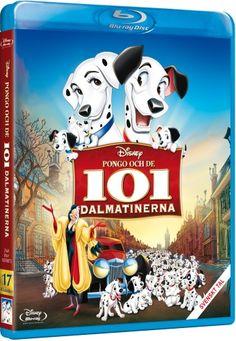 Disney klassiker 17: Pongo & de 101 Dalmatinerna  (Blu-ray) (Blu-ray)