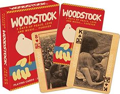Woodstock Playing Cards Aquarius…