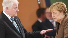 BERLIN (Reuters) - German Chancellor Angela Merkel's allies in Bavaria stepped up criticism of her open-door refugee policy on Sunday, with their leader demanding a cap of migrants a year, ab. Frank Walter Steinmeier, Spiegel Online, Alternative News, The Row, Cap, Prime Minister, January 4, Berlin Germany, Christian