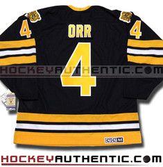 Bobby Orr Boston Bruins 1975 CCM vintage jersey  36898d29a