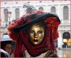 an den Karneval in Venedig 2014, das Wetter war leider saumäßig schlecht aber es war eine Reise wert