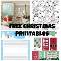 Free Christms Printabes  (From Snapfish & HP #HPFamilyTime #Sponsored)