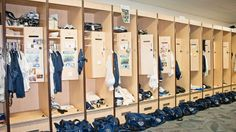 Locker Room | Soccer