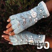 How To Crochet Gloves With Fingers Fingerless Mittens 26 Ideas Fingerless Gloves Knitted, Crochet Gloves, Knit Mittens, Crochet Slippers, Lace Knitting, Knitting Stitches, Knitting Socks, Knitting Patterns, Crochet Patterns