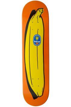3D Skateboards Anderson Banana