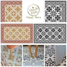 1000 images about beija flor vinyl mats they are just for Tappeti beija flor