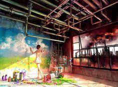 Yuumei Art - Better Tomorrow