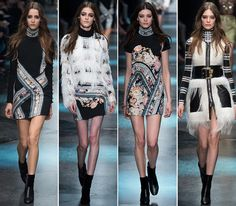 Roberto Cavalli Fall/Winter 2015-2016 Collection - Milan Fashion Week