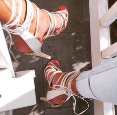 One white shoe I would wear