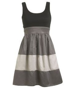 Such a cute casual day dress or a dressy evening outfit! <3 would totally wear this to the dance