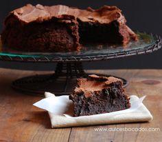 Dulces bocados: Pastel de chocolate