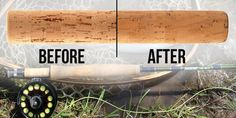 This article highlights some common best practices for maintaining or repairing your EVA and cork fishing rod handles and grips. Read this post!