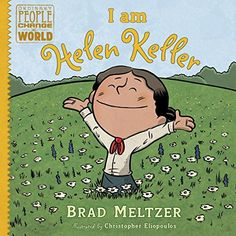Biography Category: When Helen Keller was young, she contracted a disease that made her deaf and blind. This book takes the students through the life of Helen Keller and the obstacles she faced and overcame. Meltzer, B. (2015). I am helen keller. United Kingdom: Penguin Young Readers Group.