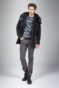 Gaudì - Men's F/W '14-15 Collection - look 3 - #GaudiOfficial