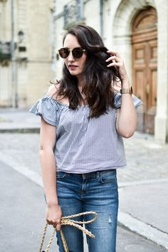 blogueuse mode fashion blogger ootd outfit summer
