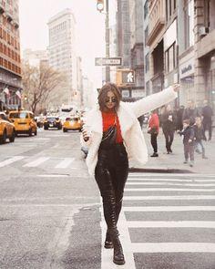 viih rocha looks com tenis & viih rocha looks & viih rocha looks com tenis & viih rocha looks verao & viih rocha looks coturno & viih rocha looks noite & viih rocha looks all star & viih rocha looks saia & viih rocha looks vestido New York Outfits, City Outfits, New York Life, Nyc Life, New York Pictures, New York Photos, New York Photography, Winter Photography, Nyc Instagram
