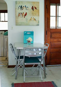 20 tips and tricks for a clean home page 14 of 19 diys and vintage flea market chairs flea market revamp how to remove rust from chrome vintage watchthetrailerfo