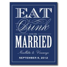 BE MARRIED   SAVE THE DATE ANNOUNCEMENT POST CARDS