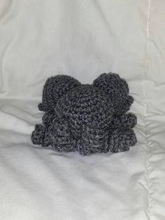 Weeping Angeltopus!  https://www.etsy.com/listing/247241139/handmade-crochet-weeping-angel-octopus
