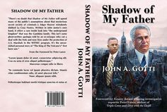 Michael Bell painting for Shadow of my Father Book by John A. Gotti. Available on Amazon.