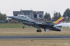 F-16AM Belgian Air Force F-16 Solo Display