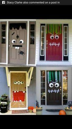 cute idea for halloween!