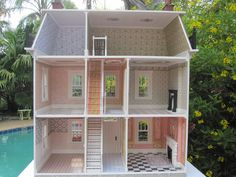 Dollhouses by Robin Carey: Grande Maison De Poupee