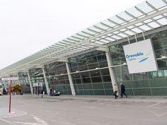 Grenoble airport - Grenoble - Isère