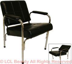 Shampoo Chair Auto Recline Reclining Barber Hair Styling Beauty Salon Equipment #LCLBeauty