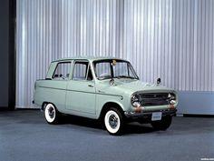 Mitsubishi Minica 1962-1969 - Keijiosha - Kei Car