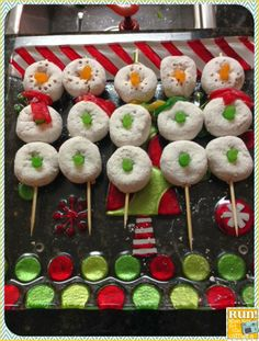 A fun treat for a Classroom Winter Party