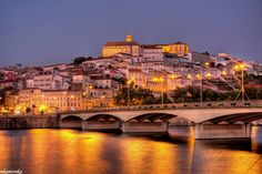 Se houver um lugar a que se possa chamar de Segunda Casa, serás tu oh Coimbra!