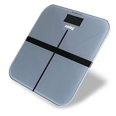 Bathroom Scale Décor   Digital Body Weight  JUNING BD11 Precision Digital Clear Glass Bathroom Scale  400lbs Capacity  Lifetime Guarantee *** You can get additional details at the image link. Note:It is Affiliate Link to Amazon.
