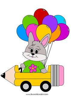addobbi-accoglienza-scuola-1 Cartoon Bee, School Cartoon, Cartoon Kids, Cute Cartoon, Art Drawings For Kids, Kids Artwork, Drawing For Kids, Art For Kids, Giraffe Coloring Pages