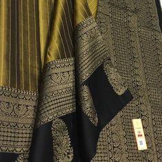 Wedding Saree Blouse Designs, Silk Saree Blouse Designs, Indian Designers, Indian Designer Sarees, Kanjivaram Sarees Silk, Soft Silk Sarees, Bridal Silk Saree, Saree Wedding, Fancy Sarees