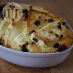 Skinny bread and butter pudding - low calorie @ allrecipes.co.uk